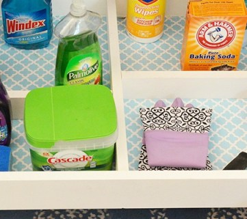 Easy Slide-Out Under Cabinet Storage Drawers