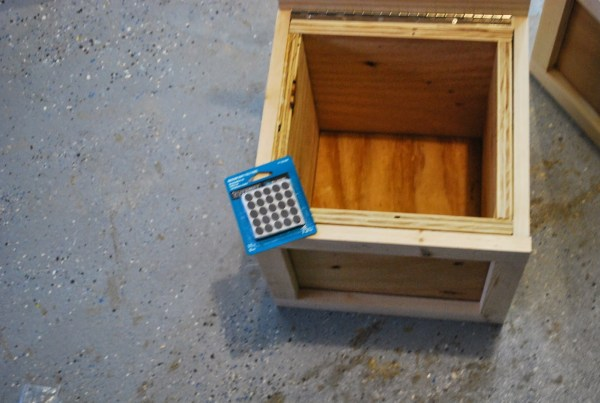 Creating Building Block seats for Playtable by ToolBox Divas for Remodelaholic