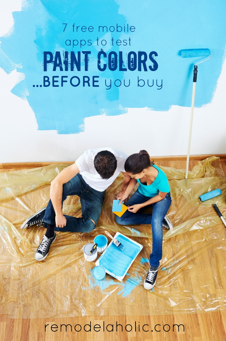 Ready To Paint Your Home, Or Just Want To Play Around With Color? Use