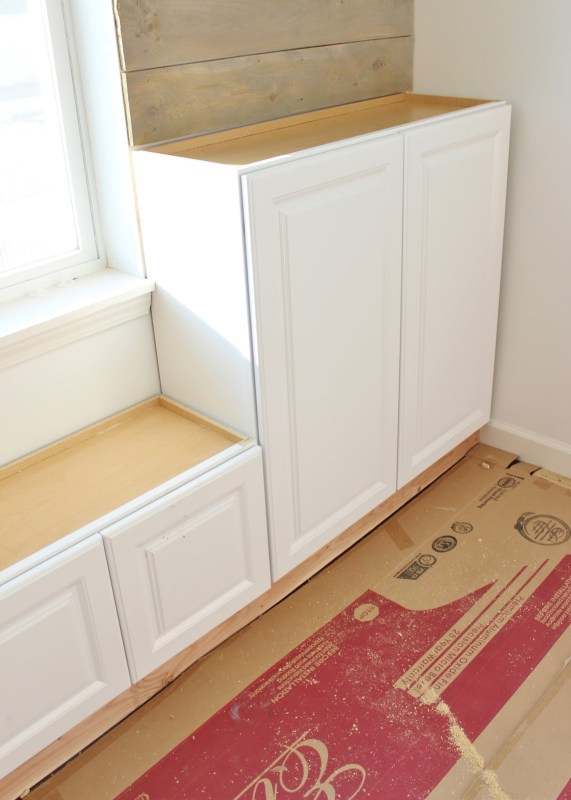 How to Design Built-In Cabinets for a Playroom by Delightfully Noted featured on Remodelaholic