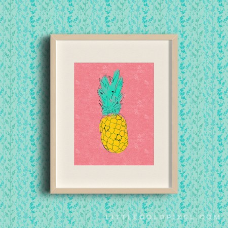 pineappleframe