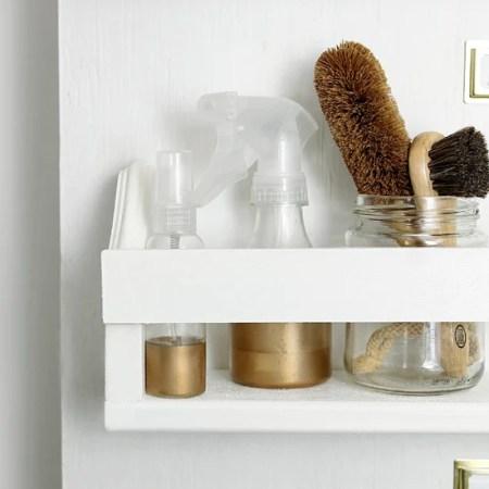 DIY Corbel Shelf - 550