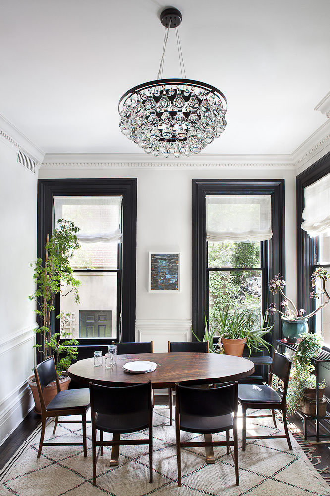 Remodelaholic | Decorating With Black: 13 Ways To Use Dark Colors In ...