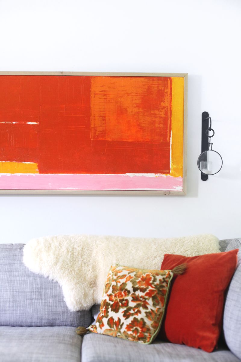 Remodelaholic | 60 Easy Wall Art Ideas that Even Kids Can Make