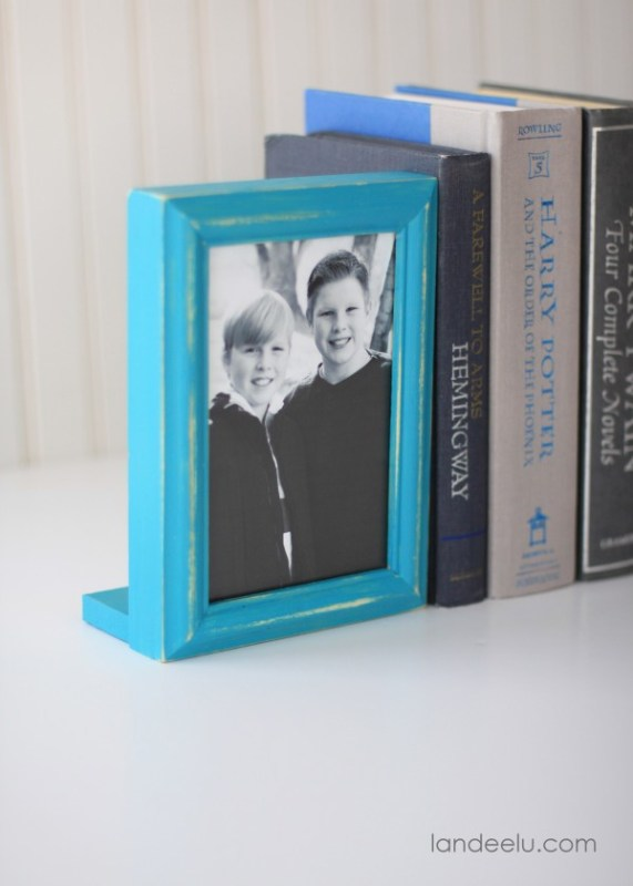 photo display picture frame bookends (Landee See Landee Do)