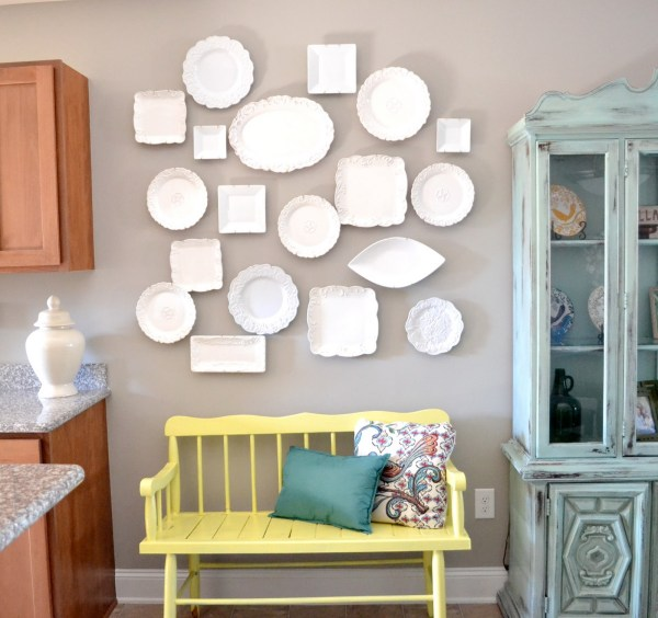 plate wall