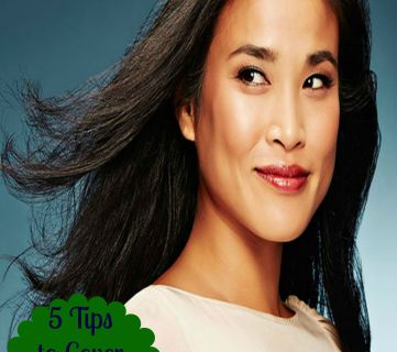 5 Tips to Cover Gray Hair at Home