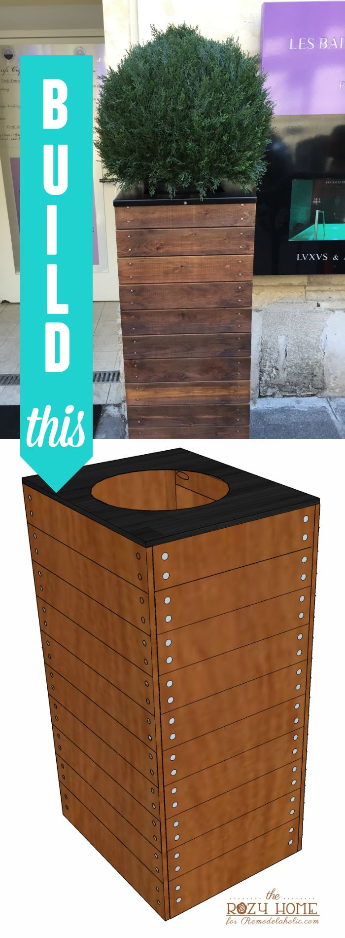 wooden planter cedar to wood part brooke chambers backyard shares ryan diy how a designs series box ashley build iiii