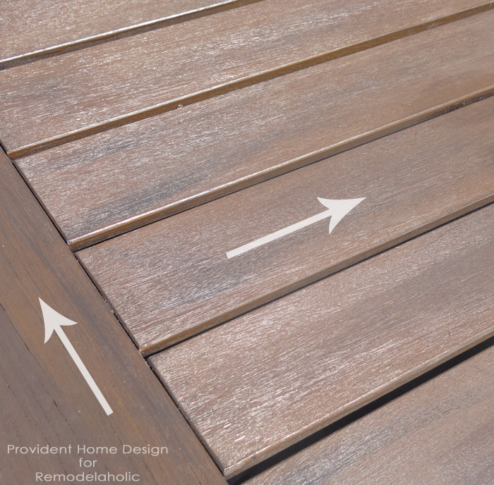 How to Paint Wood to Look Stained