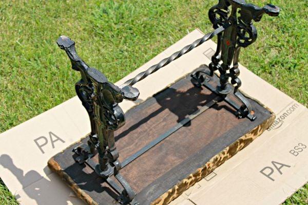 Iron-Bench