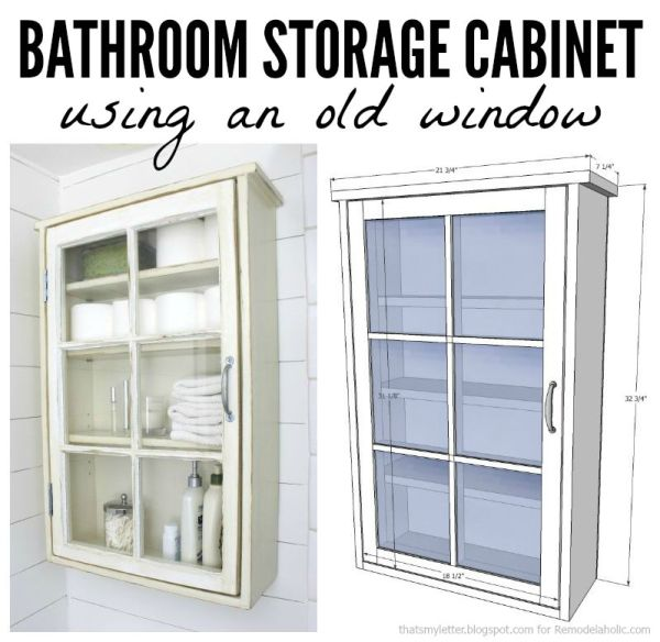 bathroom storage cabinet collage