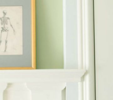 Benjamin Moore 2015 Paint Color of the Year: Guilford Green