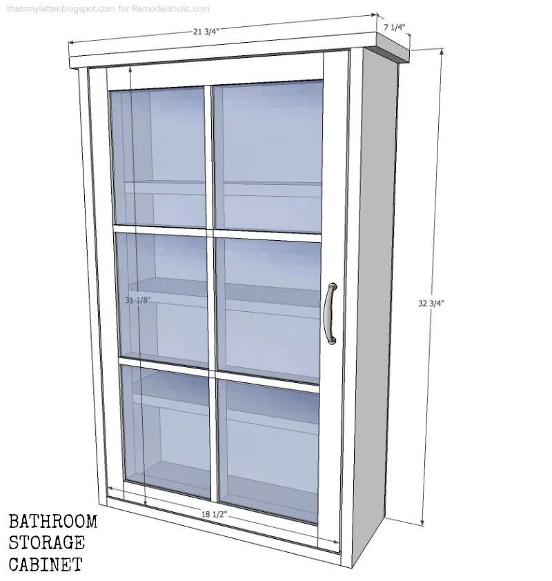 Attrayant Window Cabinet Dimensions