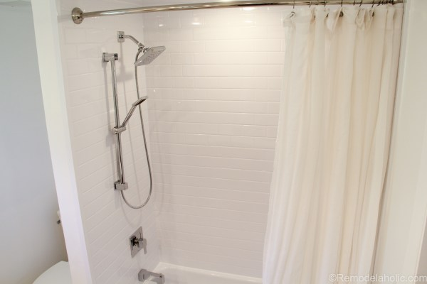 Bathroom shower tub refresh by Bath Fitters @remodelaholic (46 of 47)