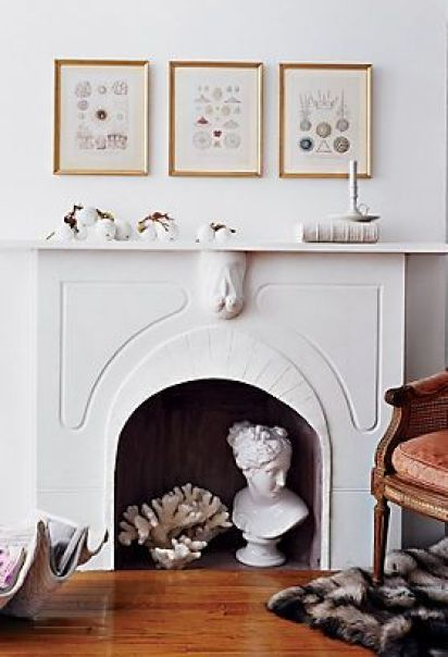 What to do with a non-functioning fireplace