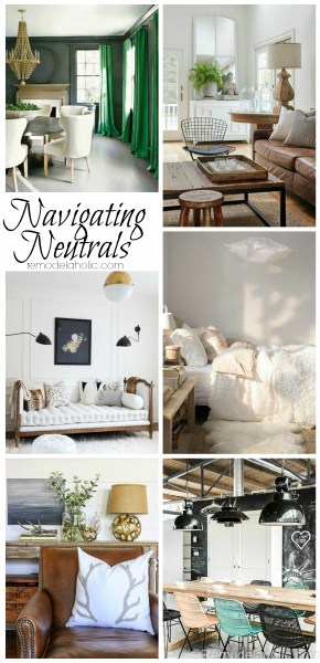 Navagating a Neutral color palette (1 of 1)