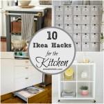 Remodelaholic 10 Ingenious Ikea Hacks For The Kitchen