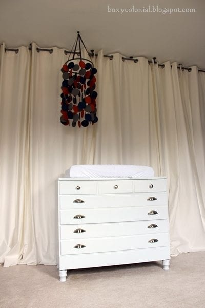 Diy Curtain Room Divider
