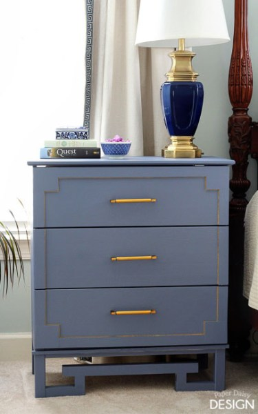 ikea tarva three-drawer chest hack greek key