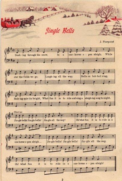jingle bells carol