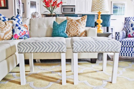 lack side table hack tufted ottomans