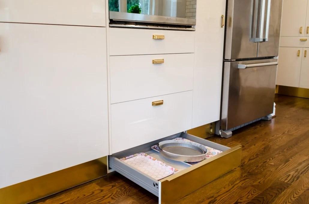 Charmant Toe Kick Drawers Ikea Kitchen Hack
