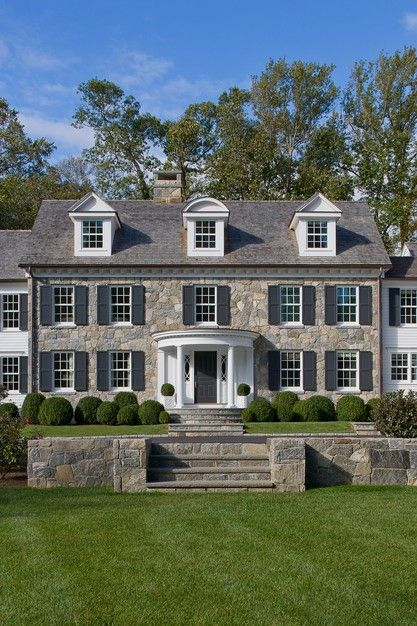 Colonial Home Inspiration