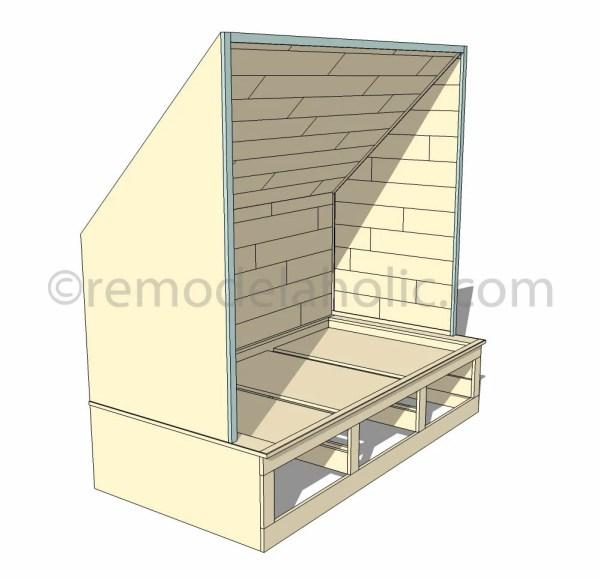 Built-in Bed Nook-14