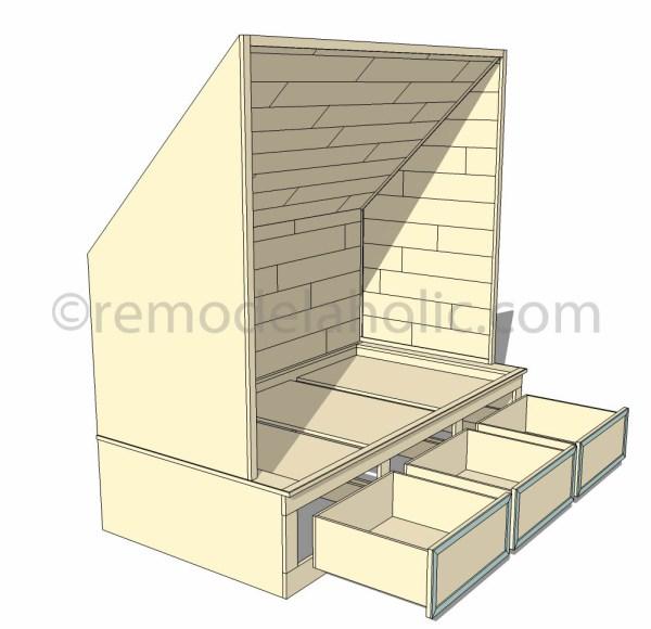 Built-in Bed Nook-17