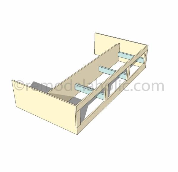 Built-in Bed Nook-4