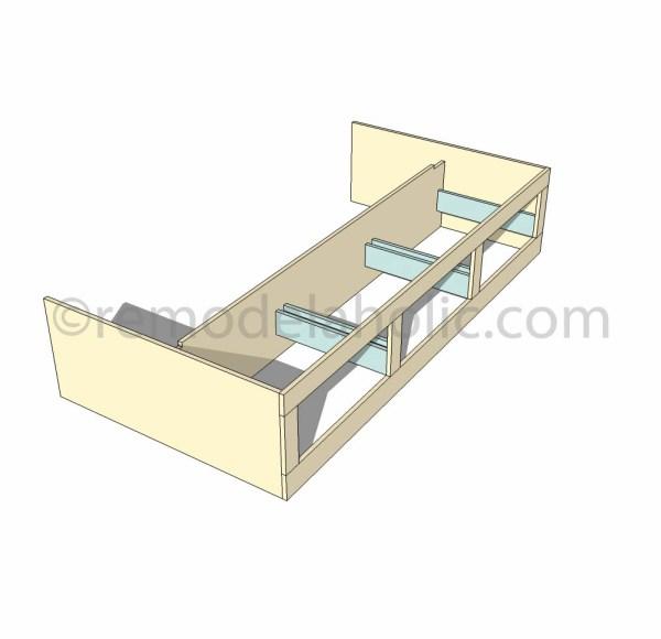 Built-in Bed Nook-5