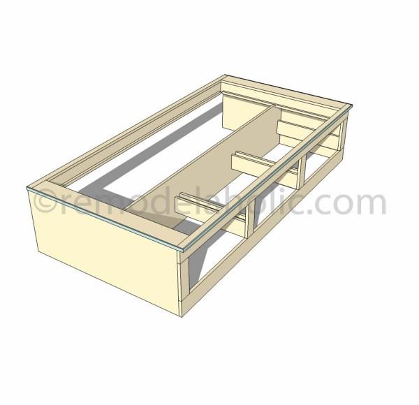 Built-in Bed Nook-9