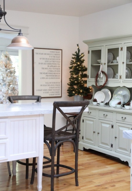 Christmas home tour at zevyjoy