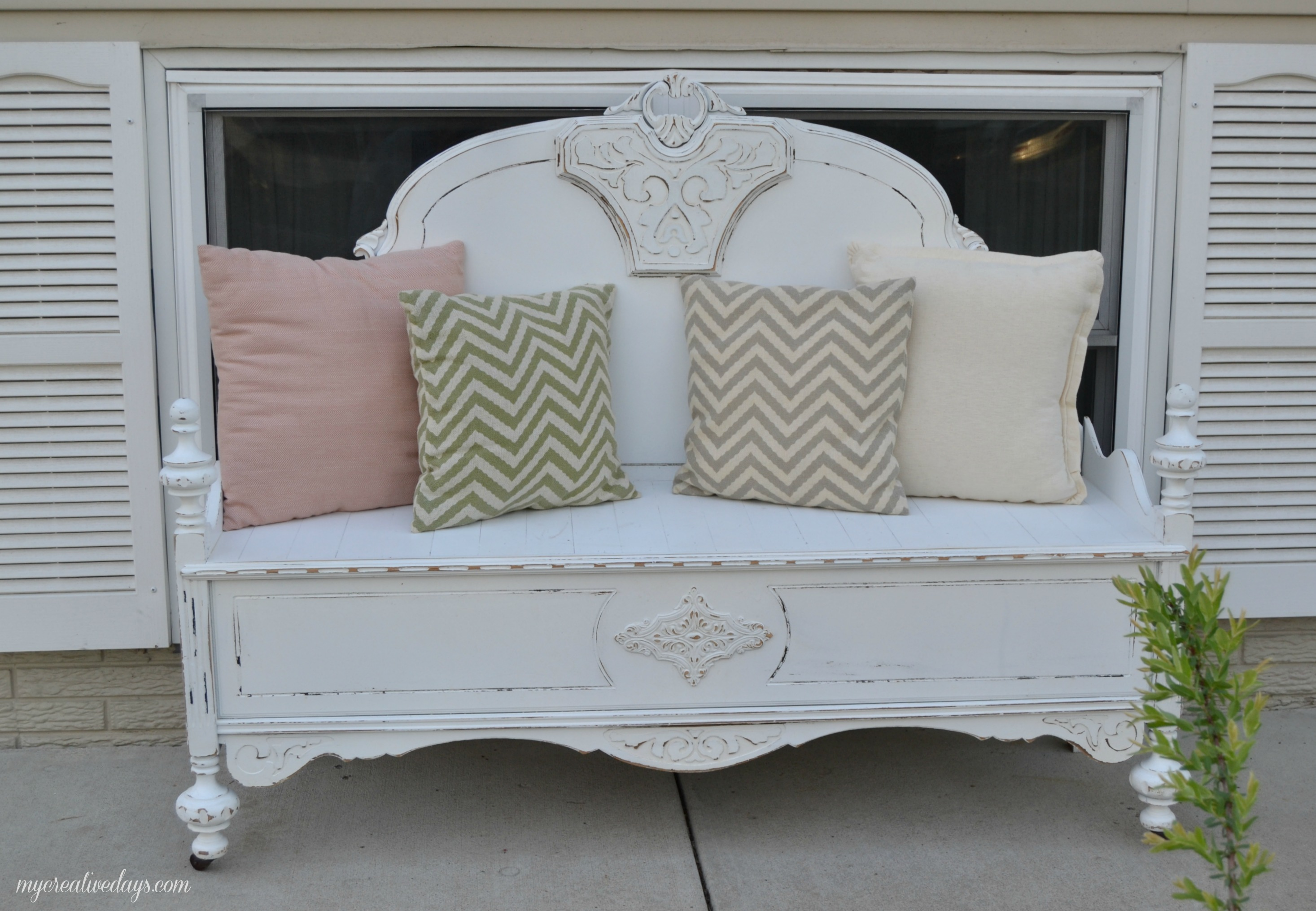 a to bench very footboard cool move diy blog style headboard