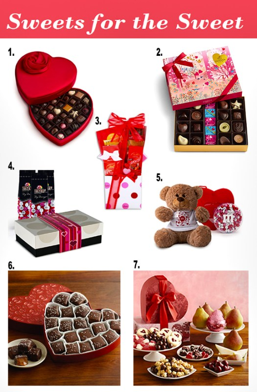EVERYONE loves chocolate for Valentine's Day. Ev-ery-one. So just give them what they want and buy them chocolate. ;)