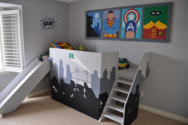 Do It Yourself Home Design: 15 Amazing DIY Loft Beds For Kids