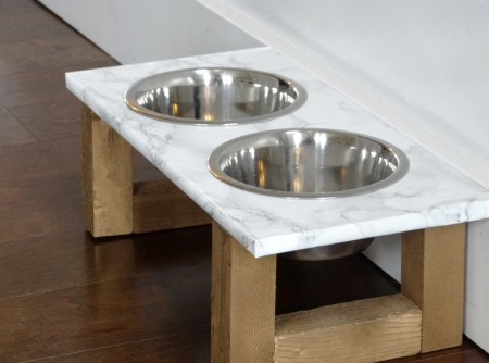 DIY Pet Feeder