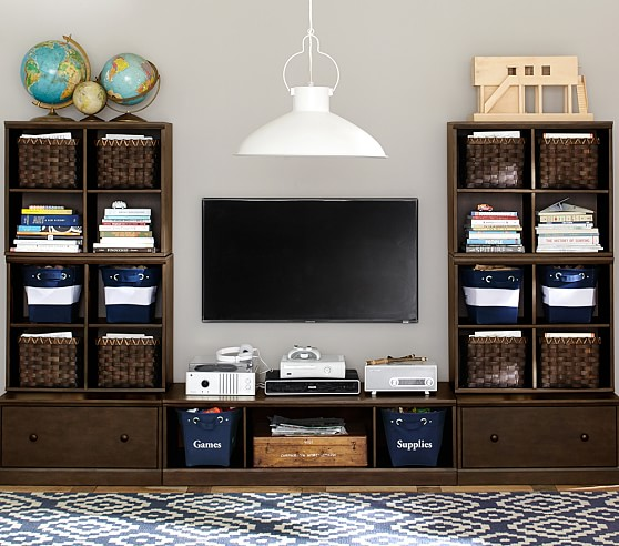 Pottery Barn cameron-extra-wide-media-wall-system-c
