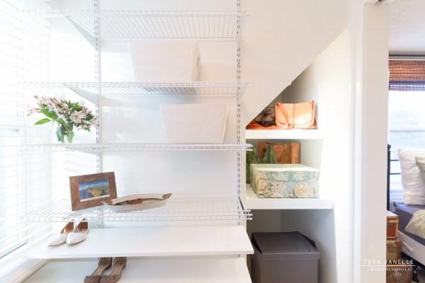 Tera Janelle - Cape Cod Walk In Closet - Remodelaholic-12