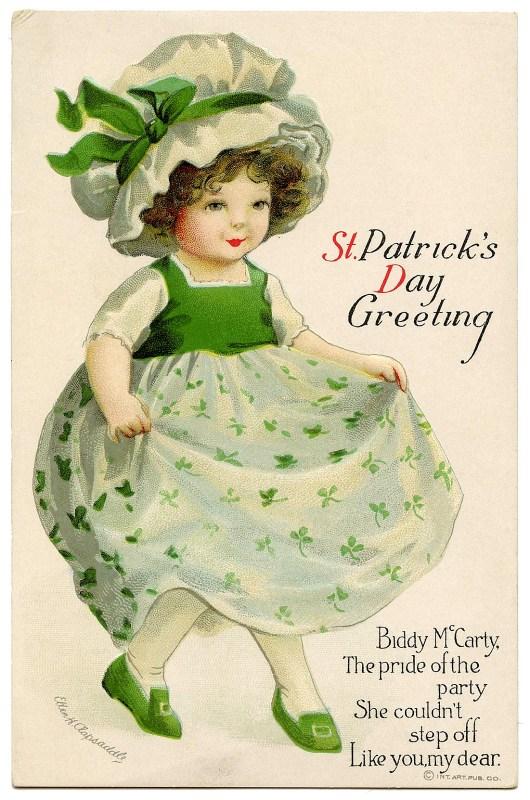 Vintage St. Patrick 10