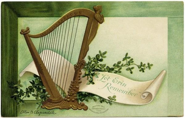 Vintage St. Patrick 16