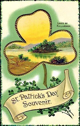 Vintage St. Patrick 27