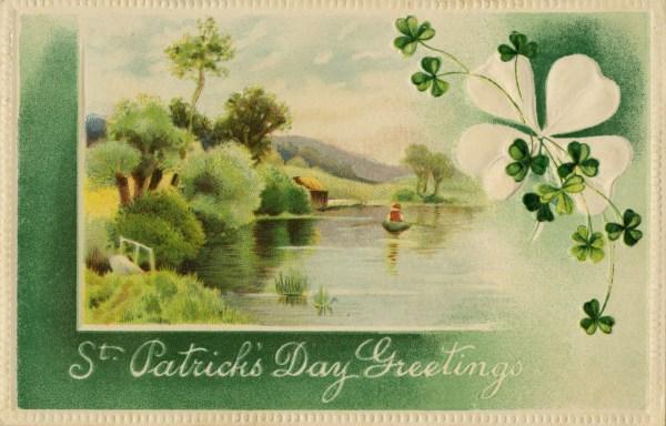 Vintage St. Patrick 5