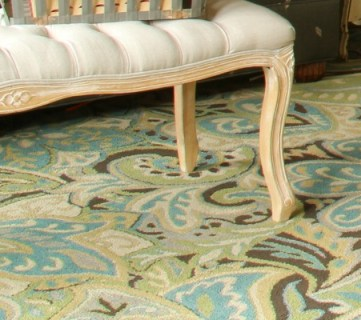 20+ Green and Blue Area Rugs You'll Love