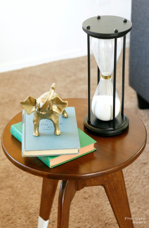 DIY hourglass from upcycled soap bottles Pneumatic Addict