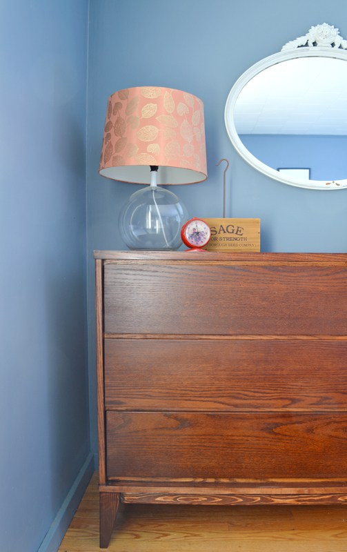 boxy to midcentury dresser makeover Plaster and Disaster