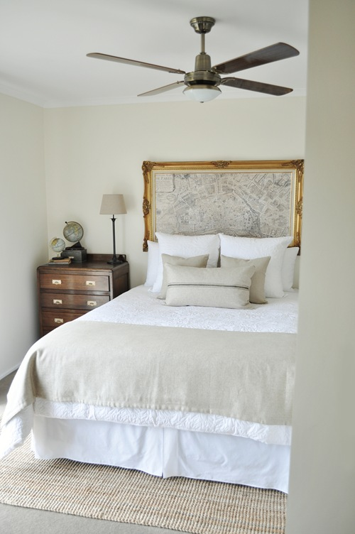 master bedroom makeover The Painted Hive