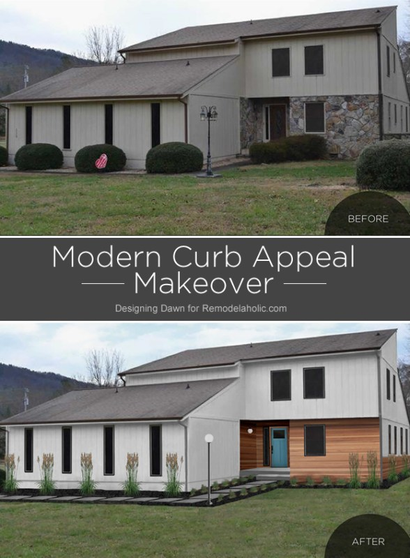 Modern Curb Appeal compare
