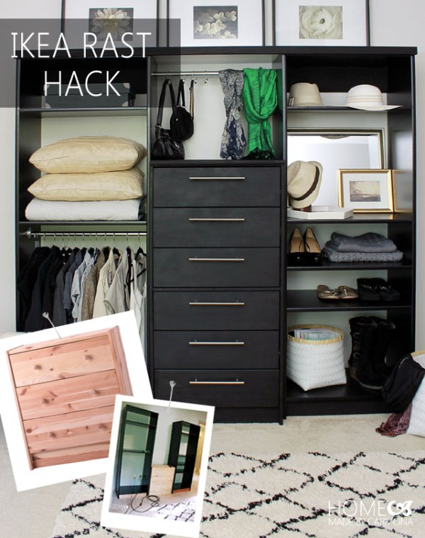 IKEA Hack Wardrobe, Home Made By Carmona