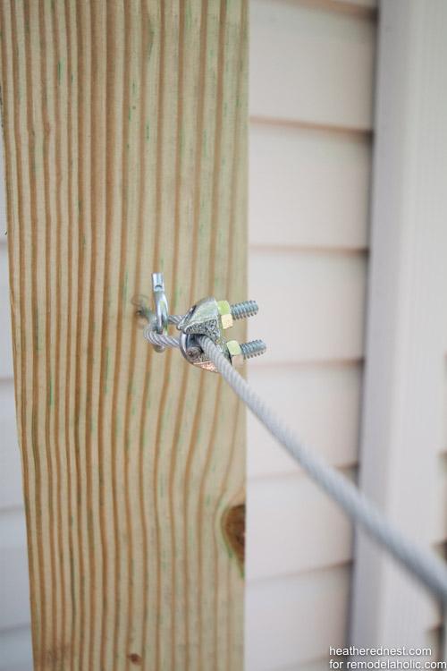 DIY vertical garden for remodelaholic.com by heatherednest.com (16 of 19)